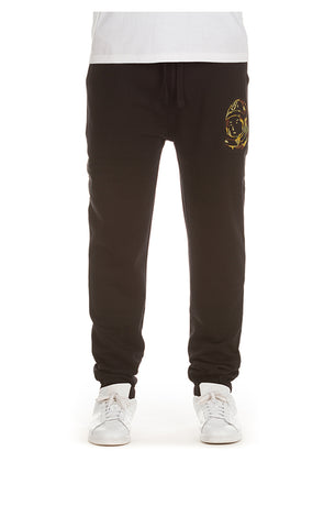 BILLIONAIRE BOYS CLUB Camo Jogger | Black