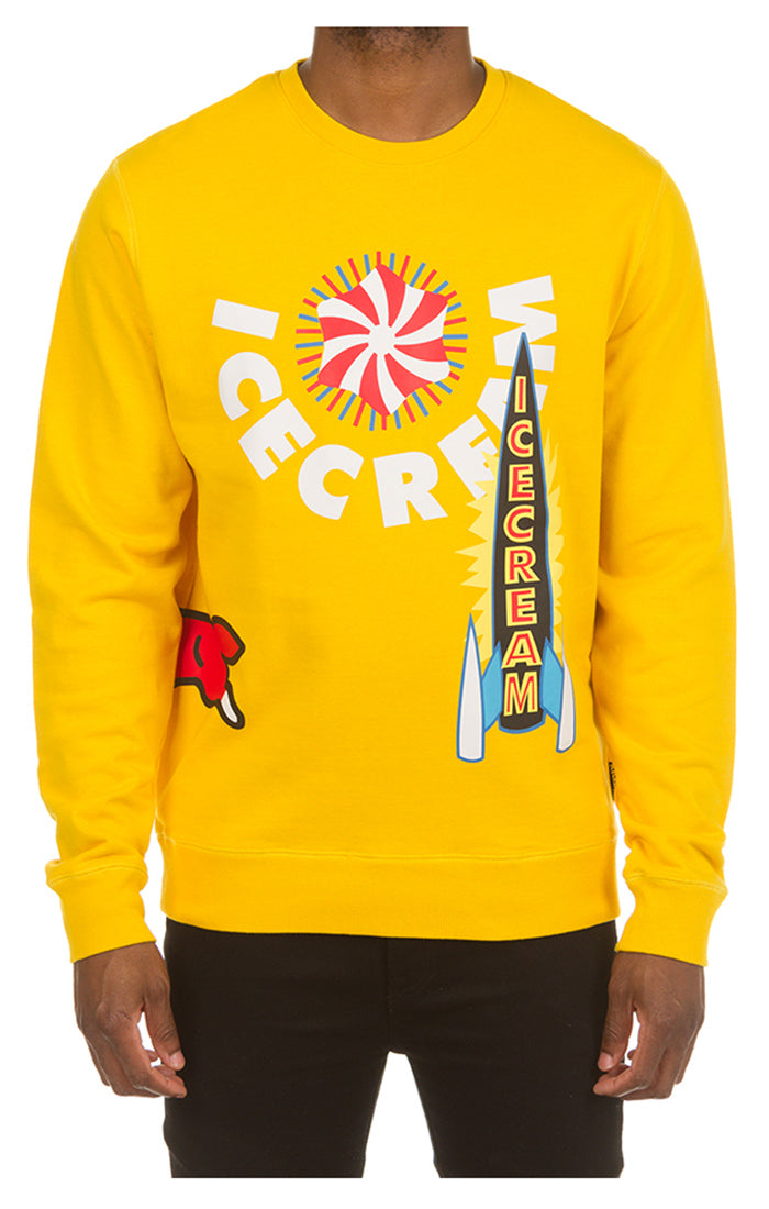 ICECREAM Stacker Crew | Spectra Yellow