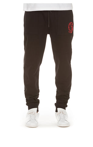 BILLIONAIRE BOYS CLUB Comfy Sweatpant | Black