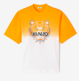 KENZO Tiger Gradient T-Shirt | Deep Orange - Capsule NYC