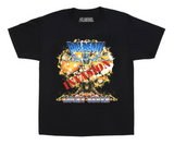 BLEACH GOODS Invasion Tee | Black