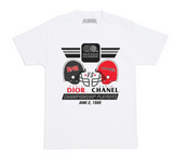 BLEACH GOODS Head to Head Tee | White