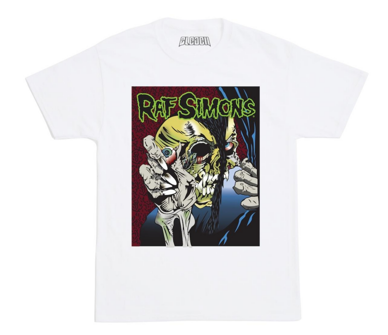 BLEACH GOODS Eye on You Tee | White
