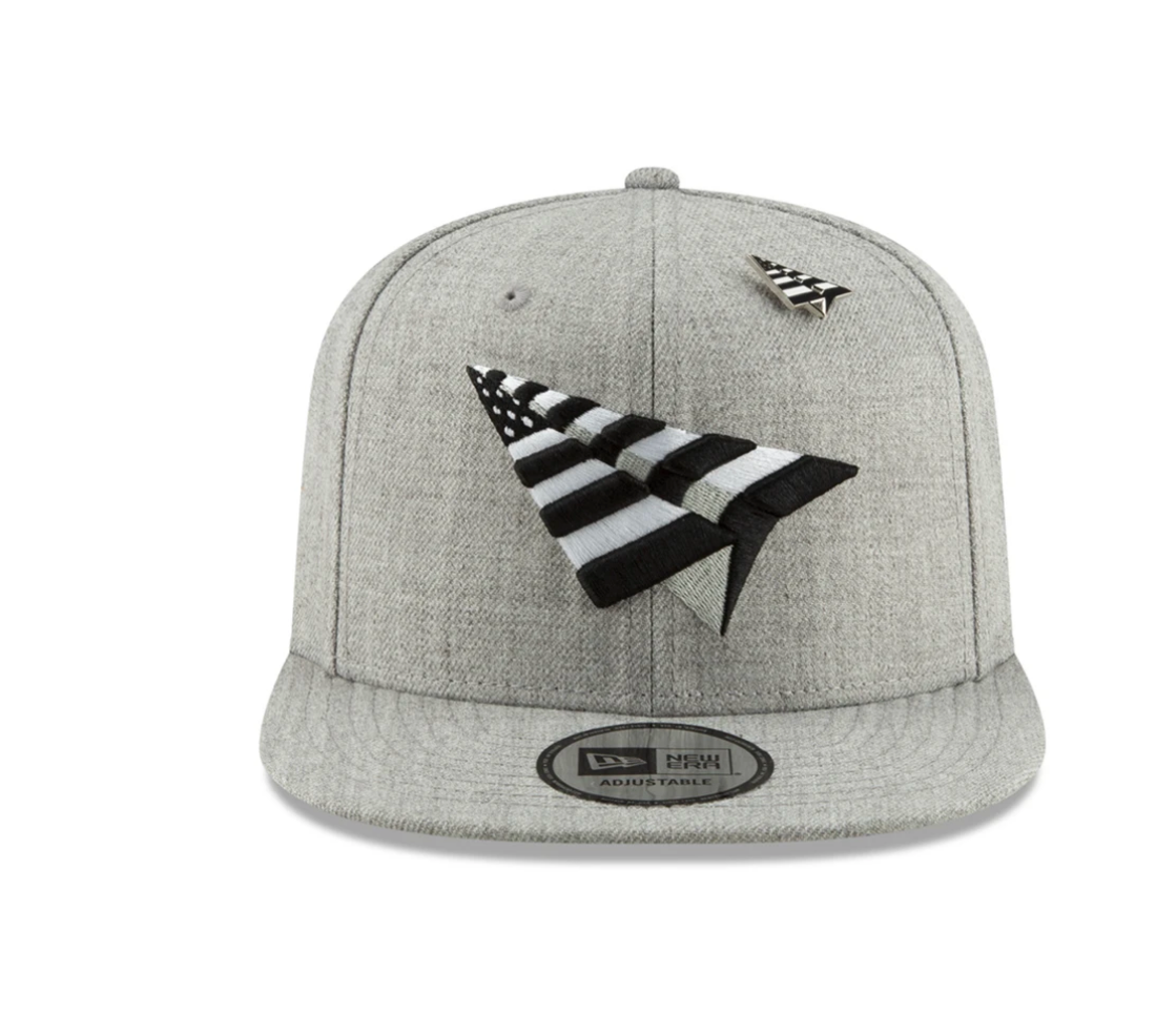 PAPER PLANES The Crown Old School Grey Boy - Capsule NYC
