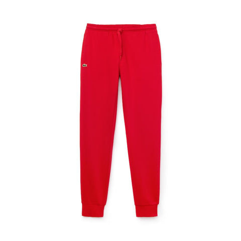 LACOSTE Basic Sweatpants | Red