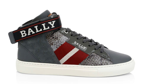 BALLY Heros Sneakers | Grey