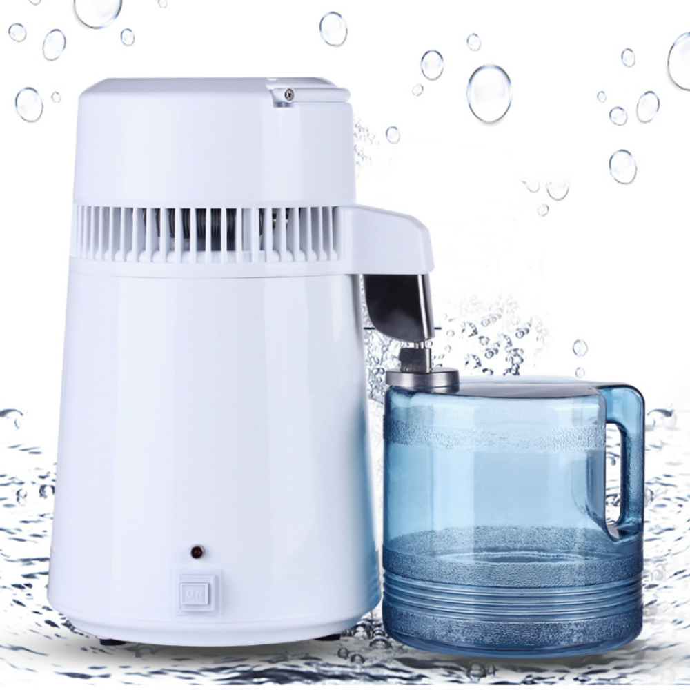 Premium Home Water Distiller Countertop Machine 4L
