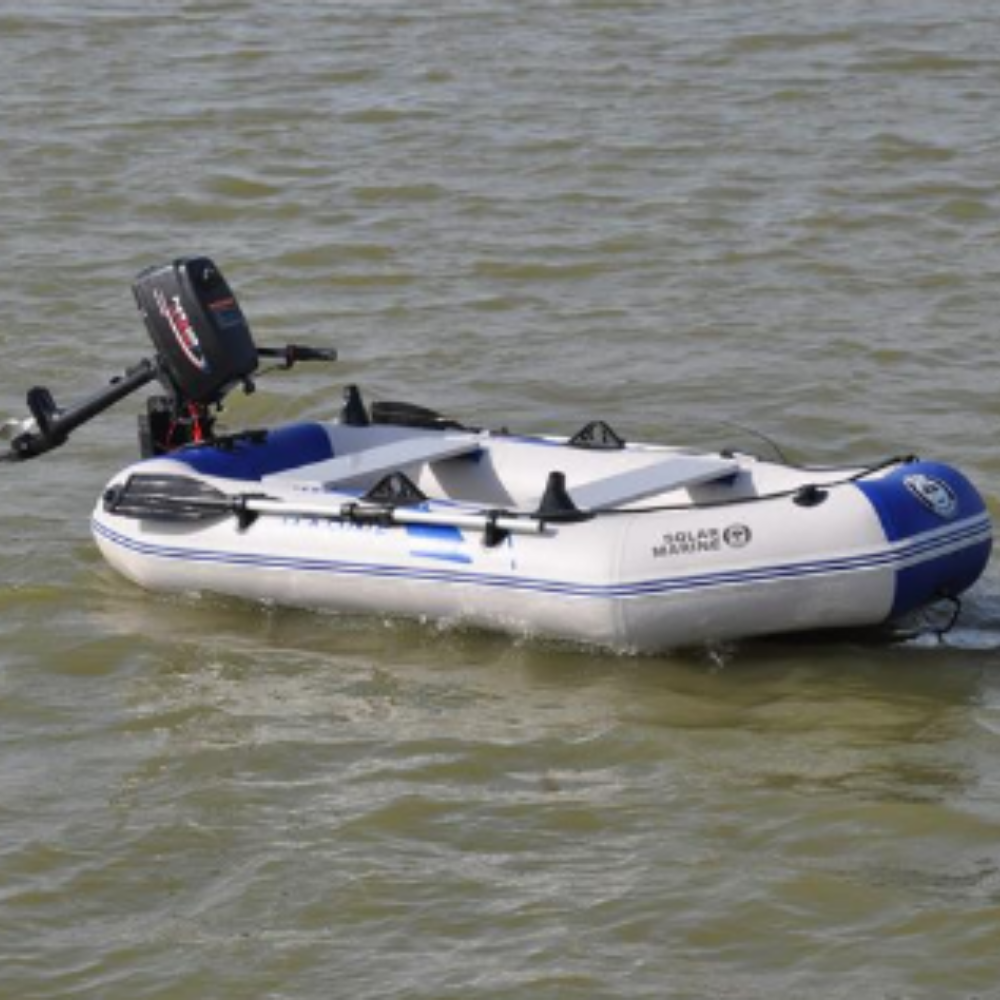 Premium Rigid Inflatable Fishing Blow Up Boat