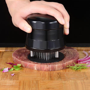 Premium Meat Tenderizer With 56 Blades