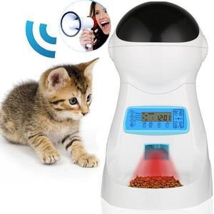 Automatic Pet Feeder - Best Automatic Pet Feeder - - Shopptique