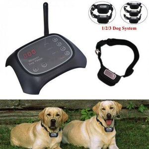 Invisible Wireless Dog Fence With Collar