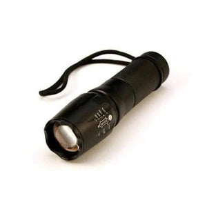 LED Flashlight – Rechargeable LED Torch Tactical Flashlight