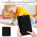 Portable Smart LCD Writing Tablet – Digital Drawing Graphics Board - Portable Smart LCD Writing Tablet -Black - Shopptique
