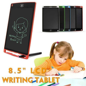 Portable Smart LCD Writing Tablet – Digital Drawing Graphics Board - Portable Smart LCD Writing Tablet -Scarlet - Shopptique
