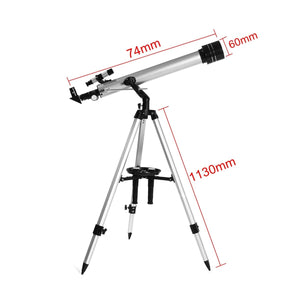 Premium Astronomical Refractive Space Telescope 525x