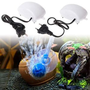 Aquarium Fish Tank Bubble Air Pump