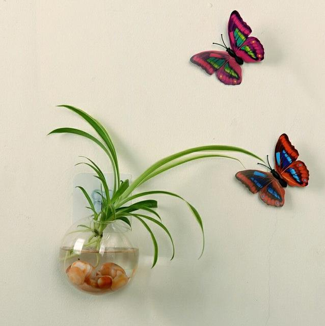 Luxurious Wall Mounted Planter Holder