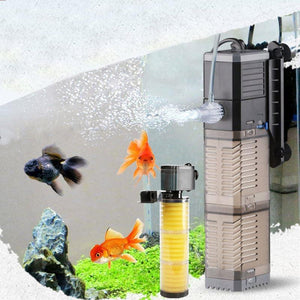 Fish Tank Aquarium Filter 3 in 1