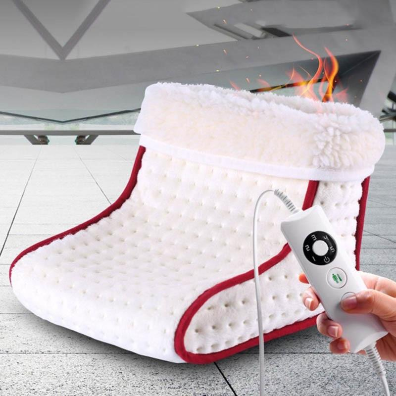 Shiatsu Foot Warmer & Massager - 2 in 1 Shiatsu Foot Warmer & Massager - - Shopptique
