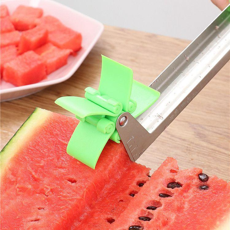 Watermelon Windmill Cutter Slicer - Melon Slice™️ - Windmill Watermelon Slicer - - Shopptique
