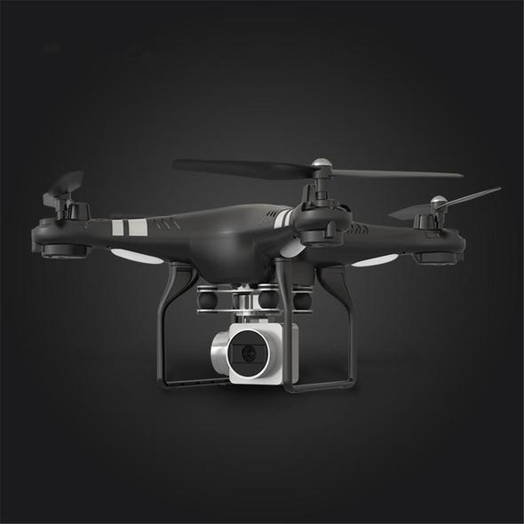 Wifi Drone Splash Auto with 1080p Camera Live Video and GPS - Wifi Drone Splash Auto with 1080p Camera Live Video and GPS -Black - Shopptique