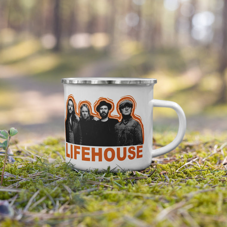 Lifehouse Band Mug