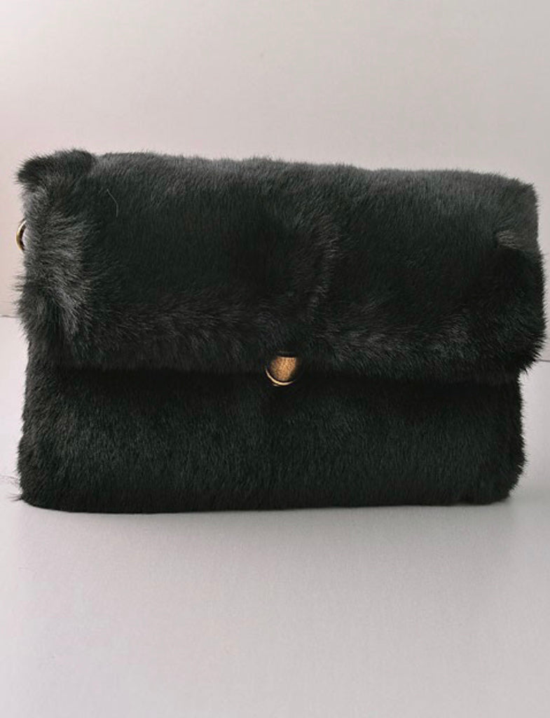 ALLEY CATS Furry Club Purse