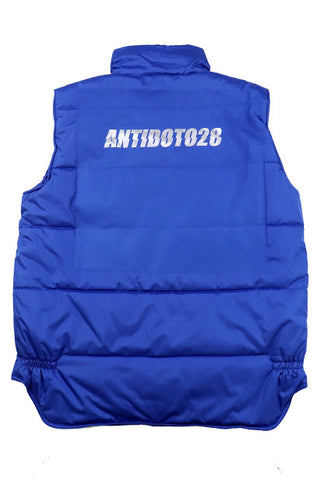 CONSPIRACY BLUE TECHNICAL VEST