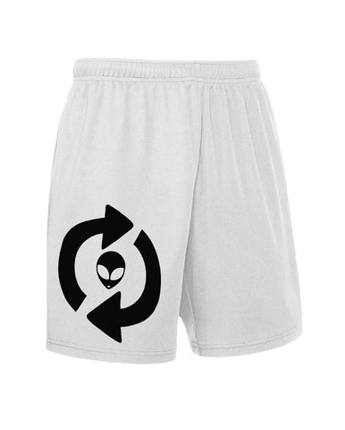 ALIEN  WHITE SHORT