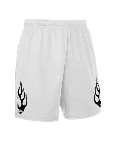 FLAME WHITE SHORT