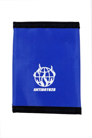 CONSPIRACY 2020 WALLET BLUE COLOR