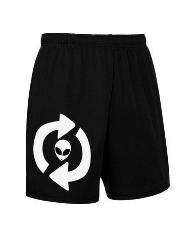 ALIEN BLACK SHORT
