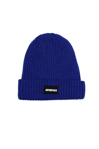 BEANIE BLUE COLOR