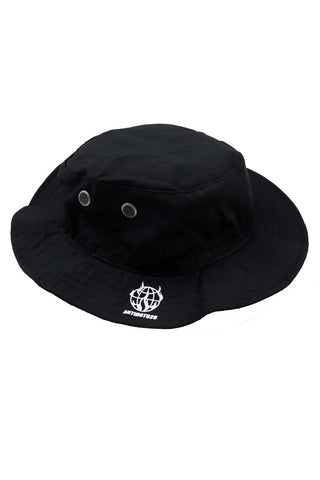 CONSPIRACY BLACK BUCKET HAT