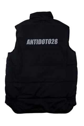 CONSPIRACY BLACK TECHNICAL VEST