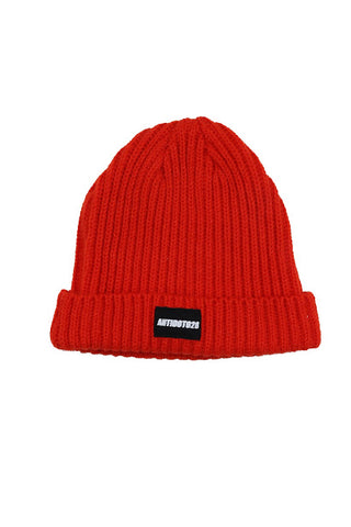 BEANIE RED COLOR