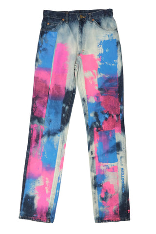 LEE COLORS CUSTOM JEANS
