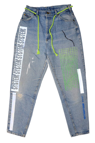 LEE SYSTEM CUSTOM JEANS