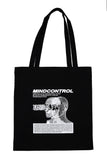 MIND CONTROL TOTE BAG