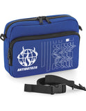 Utility chest multifunction bag blue