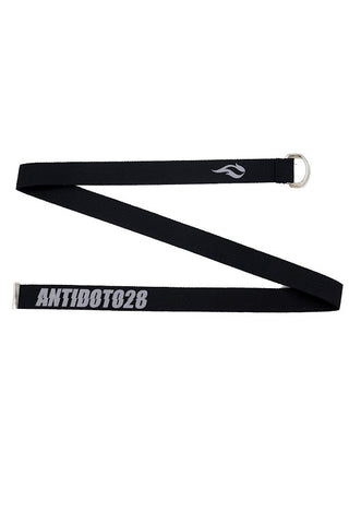 CONSPIRACY REFLECTIVE LOGO BLACK BELT