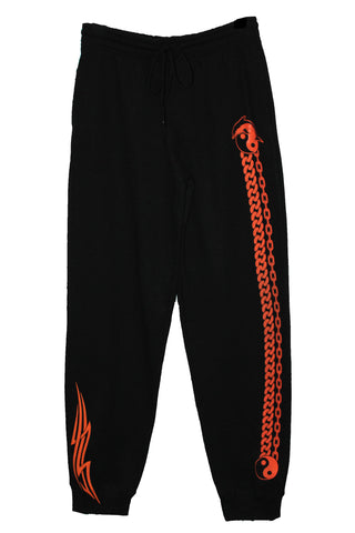 TRIBAL CHAINS JOGGERS PANTS
