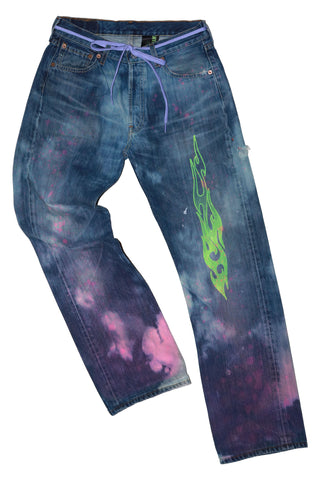 COLORS CUSTOM LEVI´S 501 JEANS
