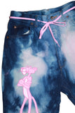 PINK PANTHER 2 CUSTOM LEE JEANS