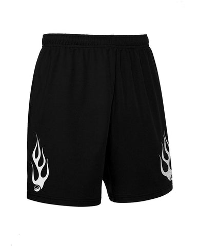 FLAME BLACK SHORT