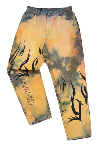 ORANGE TRIBE LEVI´S CUSTOM JEANS
