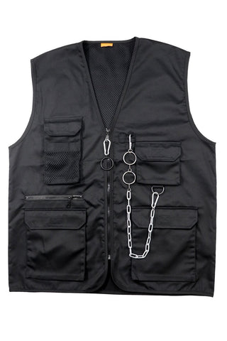WORLD WIDE RIOT BLACK VEST