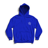 NEW NORMALITY UNISEX BLUE HOODIE