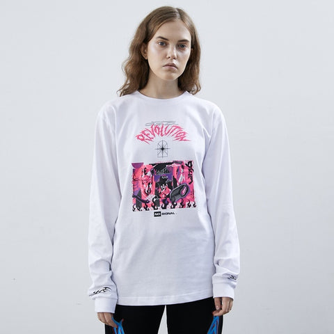 POSTHUMAN REVOLUTION LONG SLEEVE