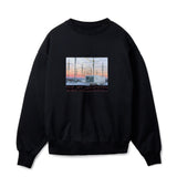 HAARP ATTACK BLACK SWEATSHIRT